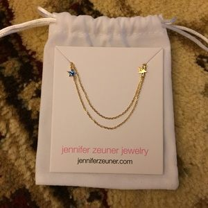 Jennifer Zeuner necklace NWT